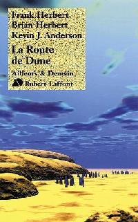 couverture de La route de Dune